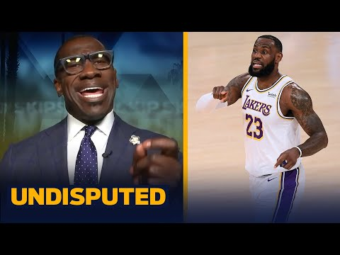 Skip & Shannon on LeBron's 'I would never shut up' response to Zlatan Ibrahimovic | NBA | UNDISPUTED