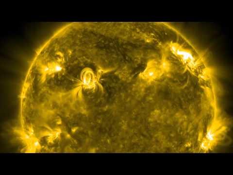 Impresionante Video del Sol que Nos Muestra la NASA