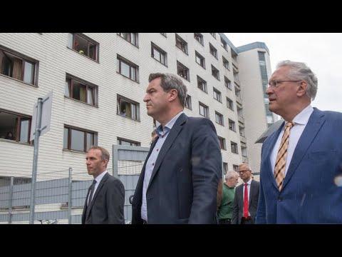 Bayerns Ministerpräsident Söder fordert sofortige Zur ...