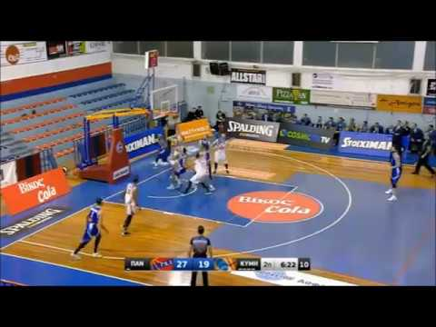 35 points vs Panionios