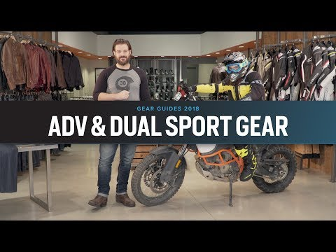 Best ADV & Dual Sport Motorcycle Gear of 2018 at RevZilla.com