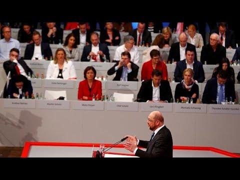 Πράσινο φως από το SPD για διαπραγματεύσεις με στόχο τον σχηματισμό κυβέρνησης…