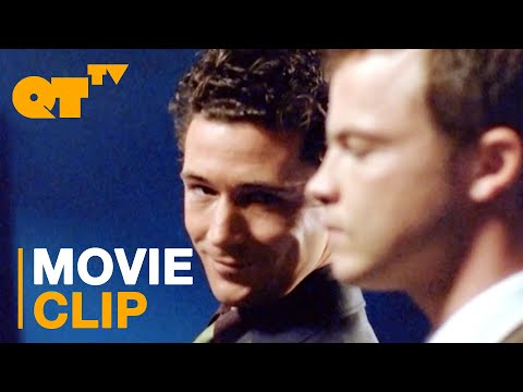 A Gay Professional Seduces His Client In The Bathroom | TV Series | Queer As Folk
