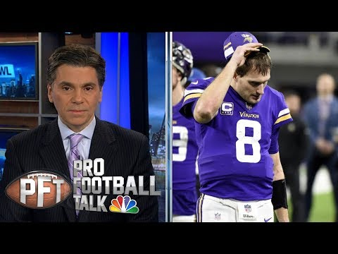 Video: Kirk Cousins may be to blame for disappointing Vikings season | Pro Football Talk | NBC Sports