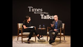 Yuval Noah Harari and Bari Weiss in Conversation - New York Times 'Times Talk'