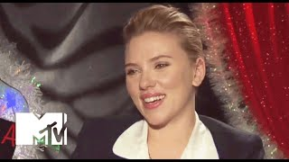 Scarlett Johansson & Matt Damon's 'Chanukah Special' | MTV After Hours
