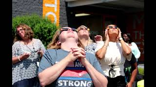 The Gold Bond family took time to watch a once in a lifetime solar eclipse. Music: Bonnie Tyler - Total Eclipse of the Heart ...