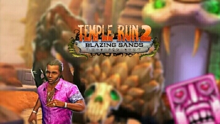 Temple Run 2  Blazing Sands : NEW UPDATE - Valentine