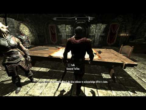 Skyrim EP15: Unfit for Duty
