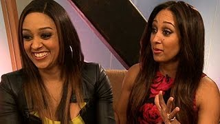 Tia & Tamera Mowry Talk Child Stars! - YouTube