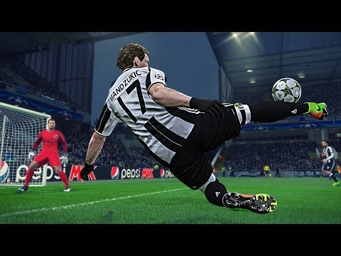 PES 2017 (PS4) - ULTIMATE Goals & Skills Compilation #16 HD