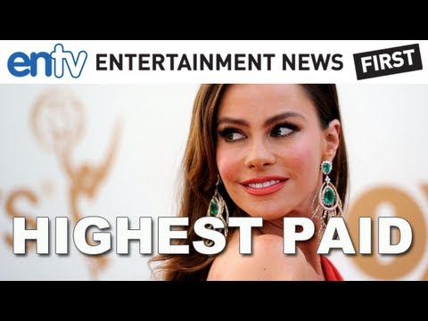 0 Sofia Vergara Becomes Highest Paid TV Actress