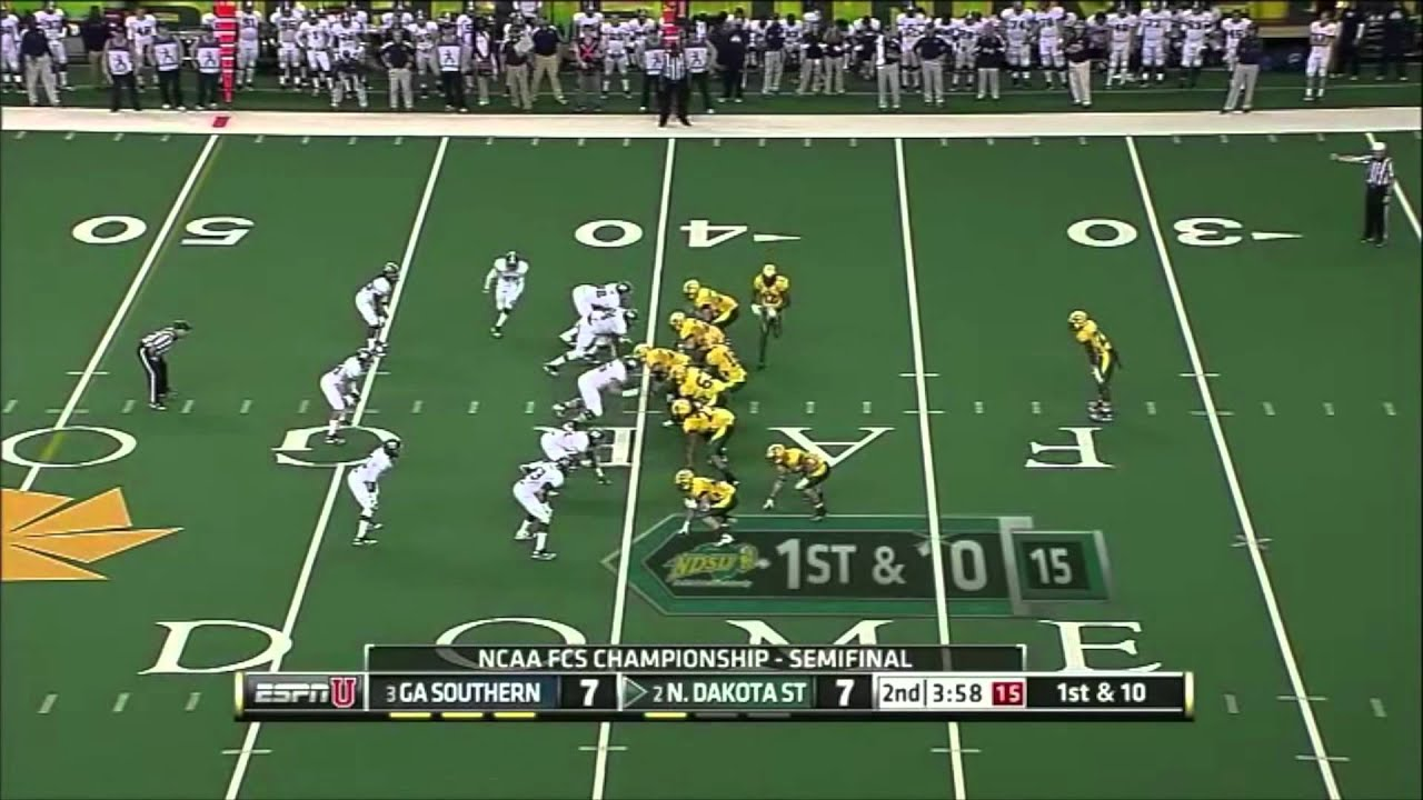 Brent Russell vs N. Dakota State (2011) vs  N. Dakota State  (2011)