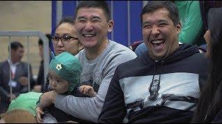 Лучшие моменты матча Единая лига ВТБ: «Астана»— «Енисей»