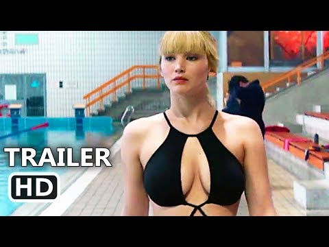 RED SPARROW Official Trailer (2018) Jennifer Lawrence Movie HD
