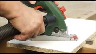 Bosch Mini-Handkreissäge PKS 16 Multi - Anwendungsvideo