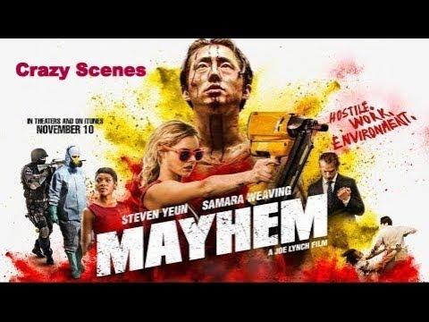 Best Scenes from the movie 'Mayhem'