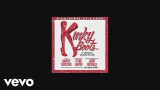 Stark Sands on Harvey Fierstein and Jerry Mitchell – Kinky Boots (Original Broadway Cast Recording) | Legends of Broadway Video Series