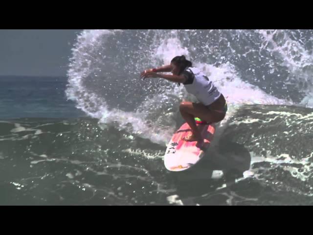 JPSA 2014 KERAMAS BALI / WOMANS HIGHLIGHTS