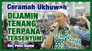 Video [LUAR BIASA] Ceramah Ust Felix Siauw Di Depan Ust Abdul Somad MP3, 3GP, MP4, WEBM, AVI, FLV Juni 2018