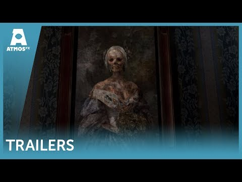 AtmosFX UnLiving Portraits Digital Decoration Trailer