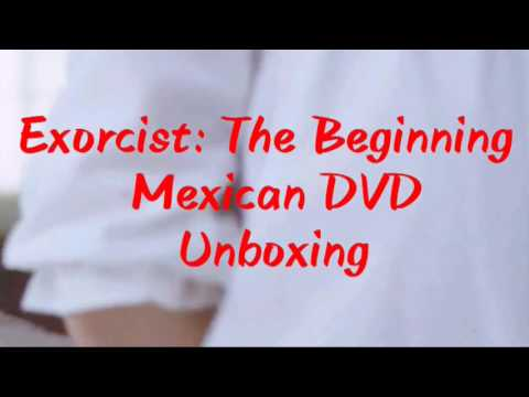 Exorcista: El Comienzo - Exorcist: The Beginning (MX DVD) (Limited Edition: Cine De Terror Unboxing)