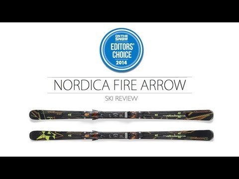 2014 Nordica Firearrow 84 EDT Ski Review - Men's Frontside Editors' Choice