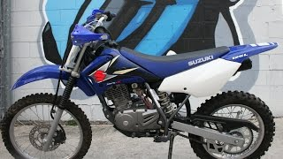 3. 2006 Suzuki DRZ125 L ... Great Mid Size Trail Bike!