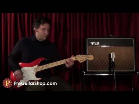 vox - www.ProGuitarShop.com - The legendary British Vox tone has created some of the most memorable recordings of all time. It launched the British Invasion, and i...