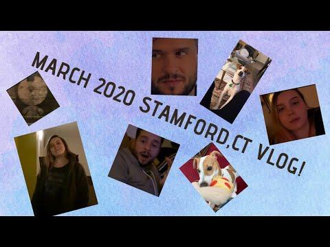 MARCH 2020 STAMFORD,CT VLOG!! (ft. COVID-19 aka CoronaVirus) COVID!