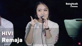 HIVI - Remaja (with Lyrics) | BukaMusik