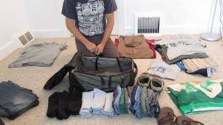 How to Pack Like a Pro (y)