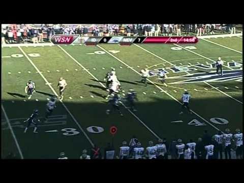 James-Michael Johnson vs Idaho 2011 video.