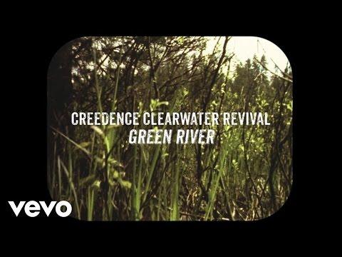 Tekst piosenki Creedence Clearwater Revival - Green river po polsku