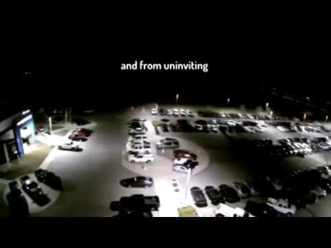 How to Upgrade Parking Lot Lighting - Car Dealership LED Upgrade