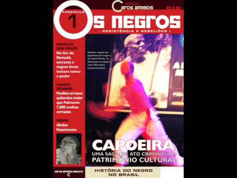 Coleção Os Negros da Revista Caros Amigos