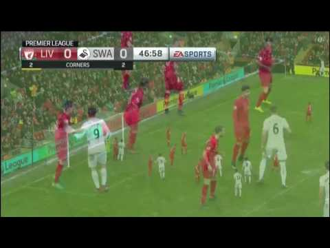 Swansea City Vs Liverpool - 3-2 - Barclay's Premier League - Full Goals - 21/01/2017