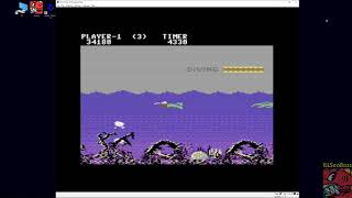Jungle Hunt (Commodore 64 Emulated) by ILLSeaBass