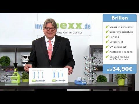 Günstige Brillen online bestellen | my-Spexx.de