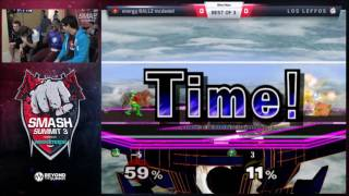 Smash summit 3: Blind Challenge Highlights