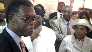 Lagos Chamber Of Commerce&Industry - Goodie Ibru - President Talks About Products&services