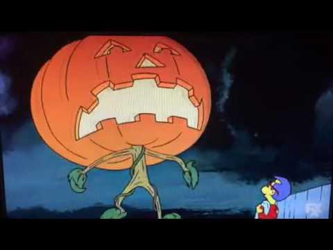 Who Wants to Sing Pumpkin Carols?