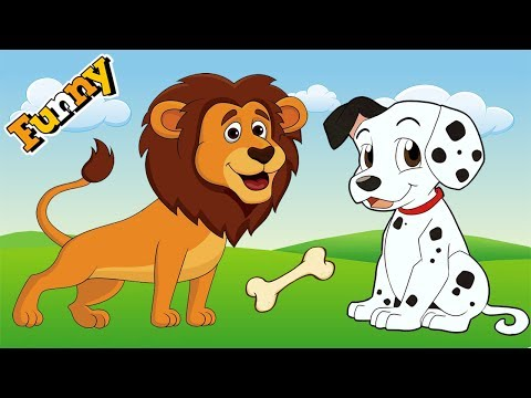 Funny Dogs Cartoons For Children Full Episodes 2017 – Dogs Video Compilation 2017