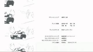 Hana to Alice: Satsujin Jiken end credits with song