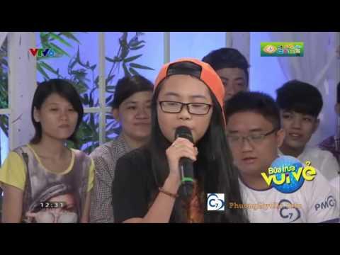 Phương Mỹ Chi hát Quê em mùa nước lũ bằng tiếng Anh