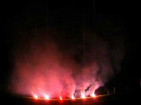 2. Klasse II Musikfeuerwerk-Wettbewerb, Berliner Feuertpfe, Feucht 2010