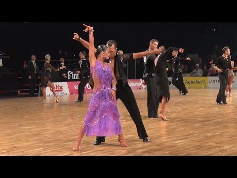 Denis Kikhtenko - Galina Akopian | Samba (видео)