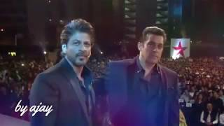 "Video LATEST 2018 ""TERE JAISA YAAR KAHAN"" SONG WITH SHAHRUKH KHAN AND SALMAN KHAN