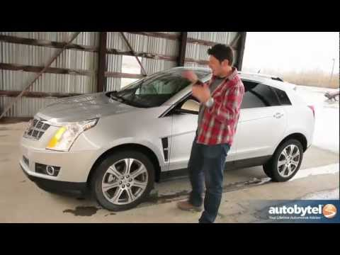 2012 Cadillac SRX Video Road Test and Review