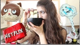 DIY Forever Alone Valentines Day Treats! - YouTube
